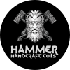 Handcrafted Hammer Coils